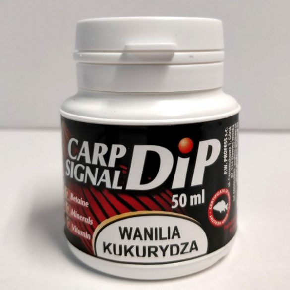 DIP 50ml Vanília-Kukorica