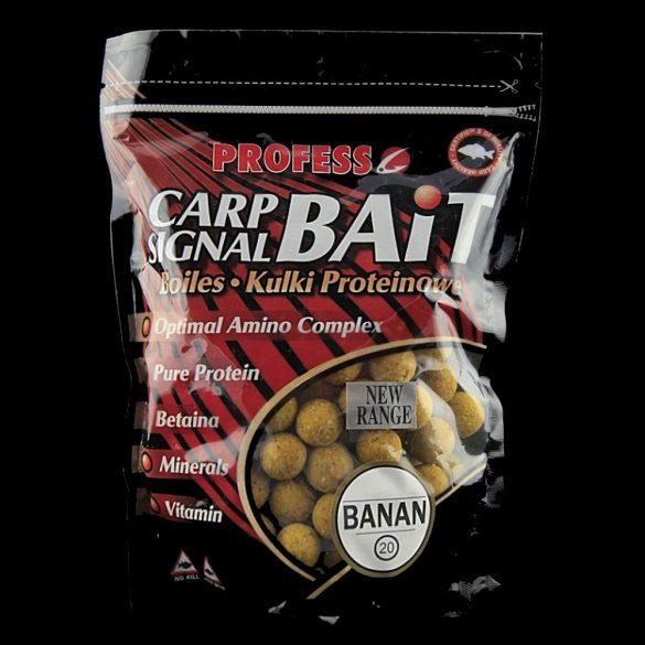 Carp Signal Etetőbojli 16mm Banán