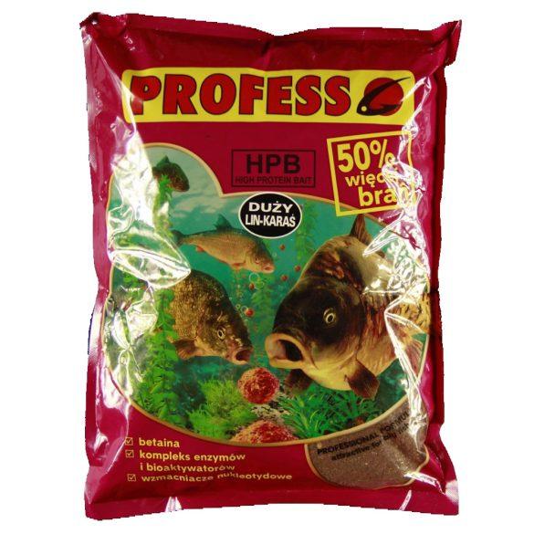 Profess H.P.B Compó-Kárász etetőanyag - Barna (2 kg)