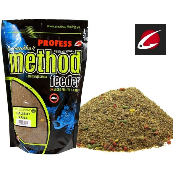 Method Feeder Expolsive  Halibut-Kryl