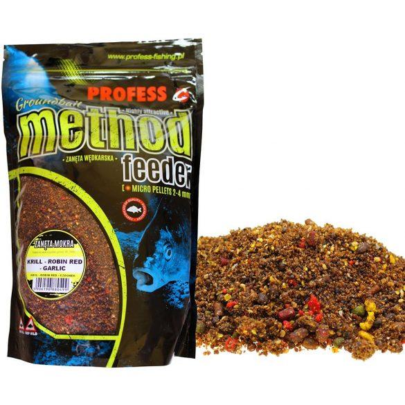 Method Feeder READY Krill-Robin Red-Fokhagyma