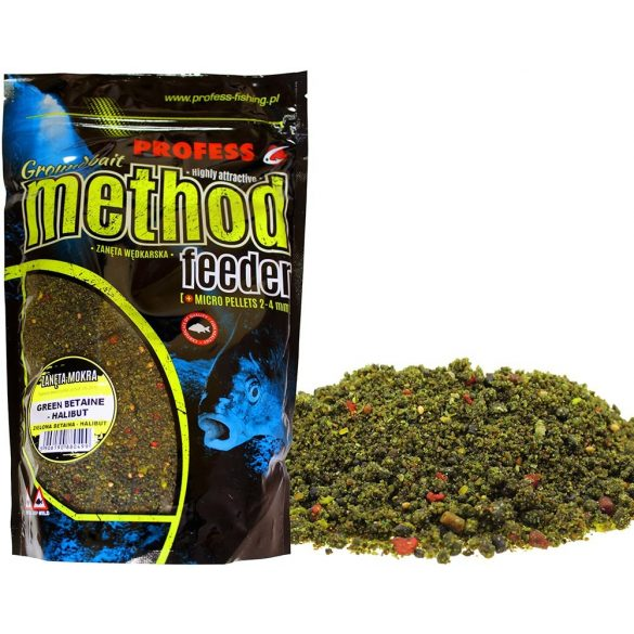 Method Feeder READY Zöld Betain-Halibut