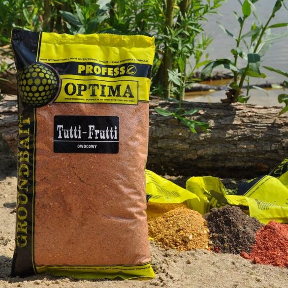 Profess Optima Tutti-Frutti etetőanyag (1 kg)