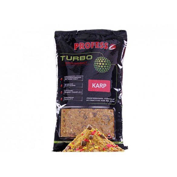 Profess Turbo Ponty etetőanyag - Sárga (750 g)