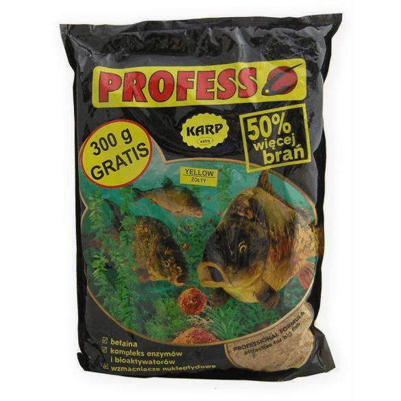 Profess Extra Ponty etetőanyag - Yellow (2 kg)