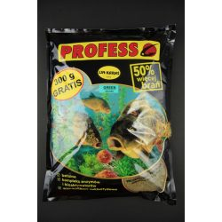 Profess Extra Compó-Kárász etetőanyag - Green (2 kg)