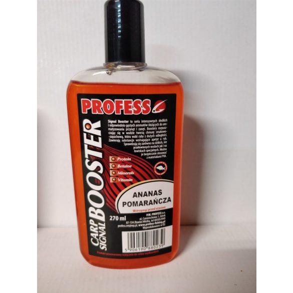 BOOSTER Ananász-Narancs 270ml