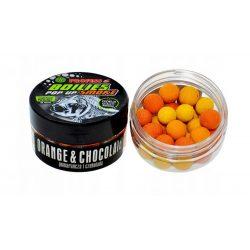 Pop Up Smoke Fluo 9mm Csoki-Narancs