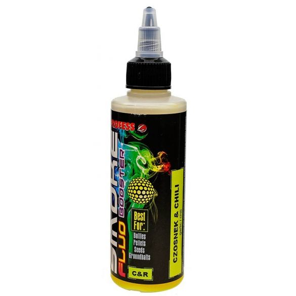 Smoke Fluo Booster Chili-Fokhagyma 100ml