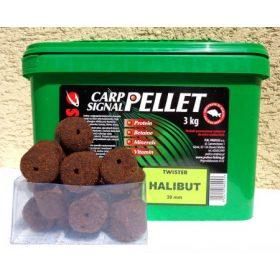 Twister pellet